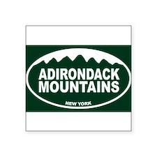 Adirondack Mountain Sticker