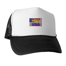 Gay USA Trucker Hat