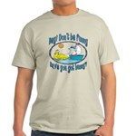 Bunny, Duck and Boat Light T-Shirt