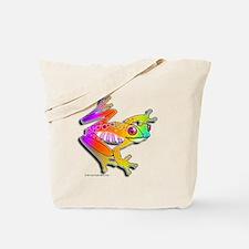 Pop Art FROG Tote Bag