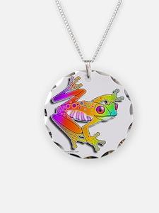 Pop Art FROG Necklace