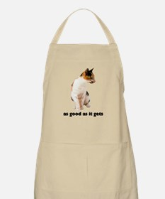 Calico Cat Photo BBQ Apron
