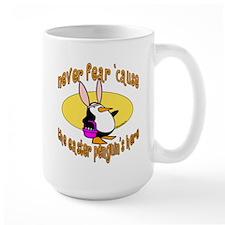 Easter Penguin Bunny Mug