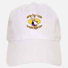 Easter Penguin Bunny Baseball Baseball Cap
