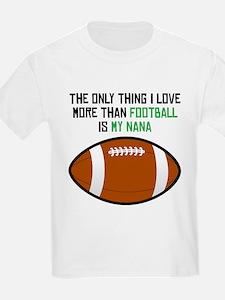 Football Nana T-Shirt