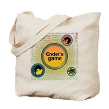 Multi Ender's Game Collection Tote Bag