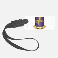 DUI - 2nd Bn - 502nd Infantry Regiment Luggage Tag