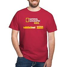 Weird But True Logos T-Shirt