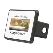 ABH Cooperstown Hitch Cover