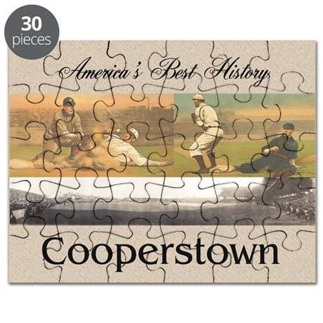 ABH Cooperstown Puzzle