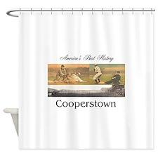 ABH Cooperstown Shower Curtain
