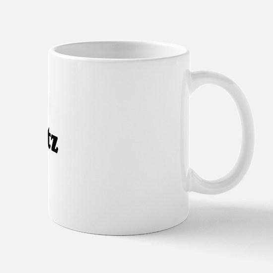 I Eat Slivovitz Mug