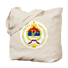 Srpska COA Tote Bag
