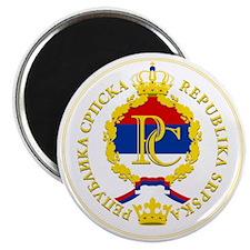 Srpska COA Magnet