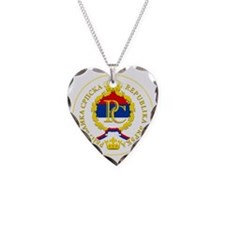 Srpska COA Necklace
