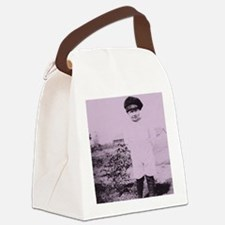 Something To Tell you Canvas Lunch Bag