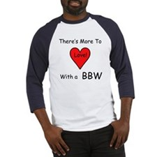 More Love With a BBW Baseball Jersey