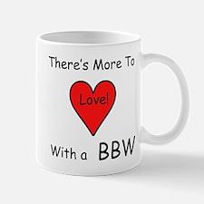 More Love With a BBW Mug