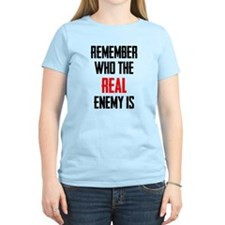 The Real Enemy T-Shirt