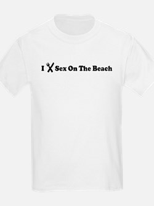 I Eat Sex On The Beach T-Shirt