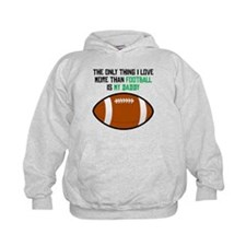 Football Daddy Hoodie