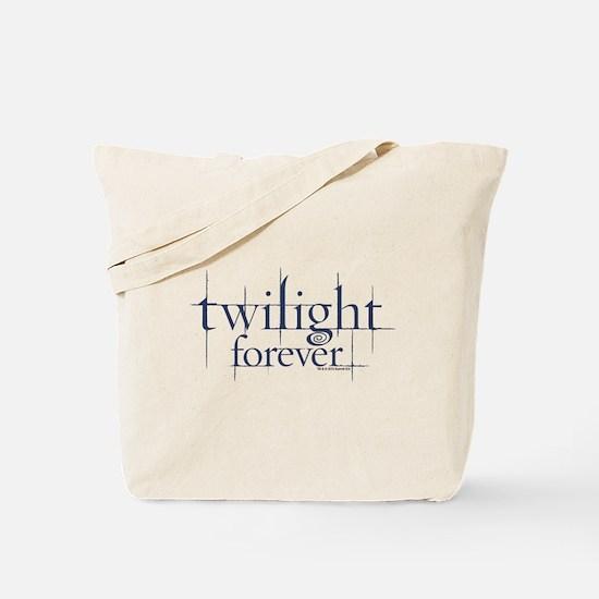 Twilight Forever Logo 1 Tote Bag