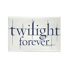 Twilight Forever Logo 1 Rectangle Magnet