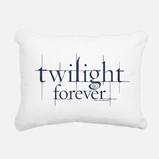 Twilight Forever Logo 1 Rectangular Canvas Pillow