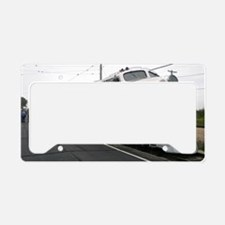 Nebraska Zephyr License Plate Holder