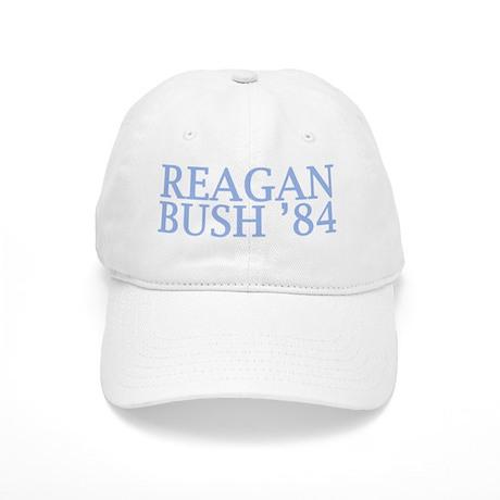 Reagan Bush '84 Cap