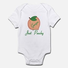 Georgia Peachy Infant Bodysuit
