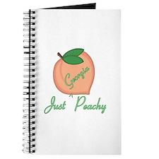 Georgia Peachy Journal
