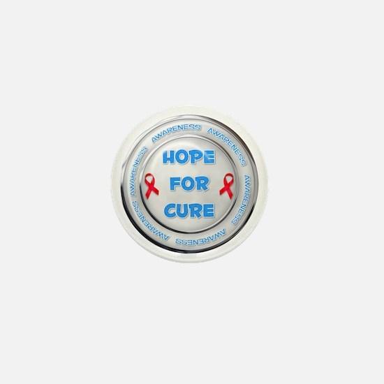 diabetes awareness Mini Button