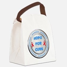 diabetes awareness Canvas Lunch Bag