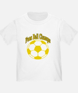 Foos Ball Champs T