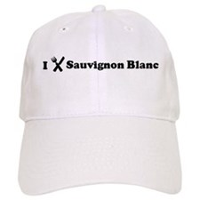I Eat Sauvignon Blanc Baseball Cap