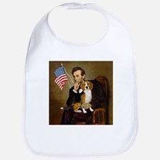 Lincoln & Beagle Bib