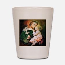 St Joseph Guardian of Jesus Shot Glass