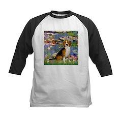 Lilies (#2) - Beagle #7 Tee