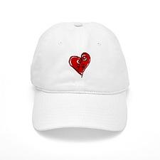 Loving Heart Baseball Cap