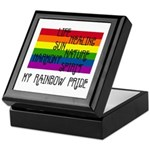 My Rainbow Pride Keepsake Box