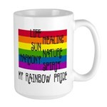 My Rainbow Pride Large Mug