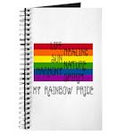 My Rainbow Pride Journal