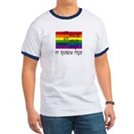 My Rainbow Pride Ringer T