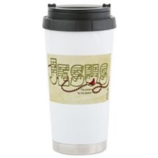 Jesus - The Reason for the Season Travel Mug
