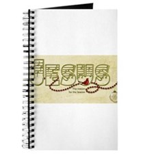 Jesus - The Reason for the Season Journal