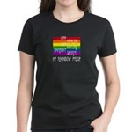 My Rainbow Pride Women's Dark T-Shirt