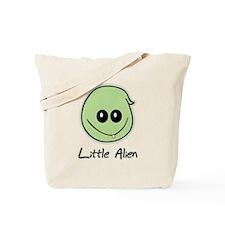 Little Alien Tote Bag