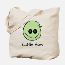 Little Alien Tote Bag