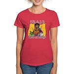 Crazy Cat Lady [Black] Women's Dark T-Shirt